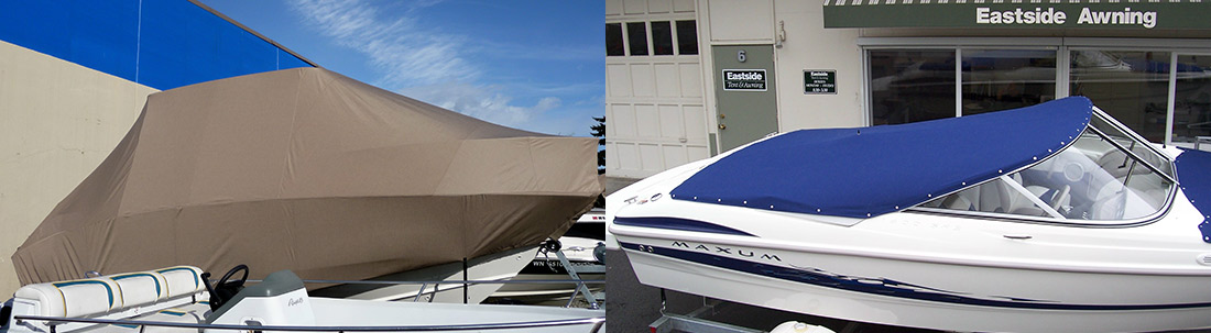 Custom Canvas Boat Amp Tonneau Covers Bellevue Wa Eastside