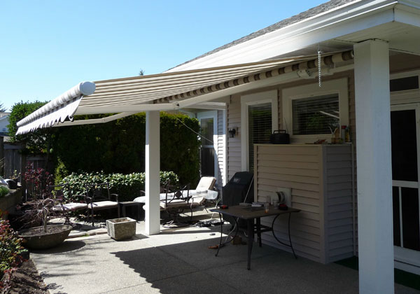 Save On Energy Costs This Summer Retractable Awnings
