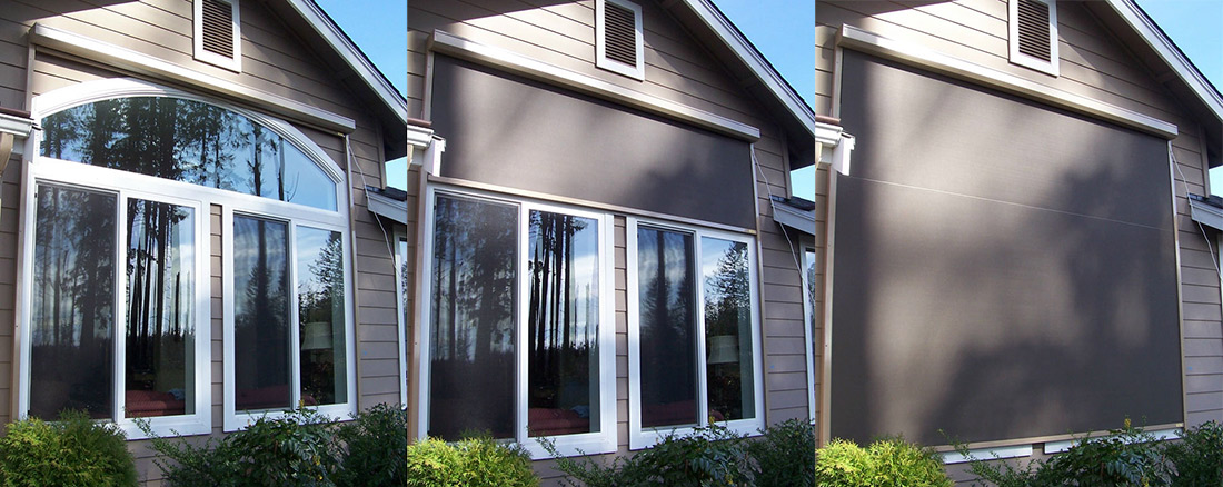 Patio Covers Retractable Awnings Bellevue Wa Eastside Tent Awning